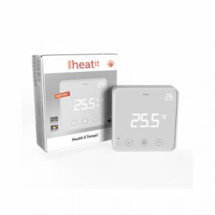 HeatIT Z-Temp2 termostat pre teplovodné kúrenie (Biela)