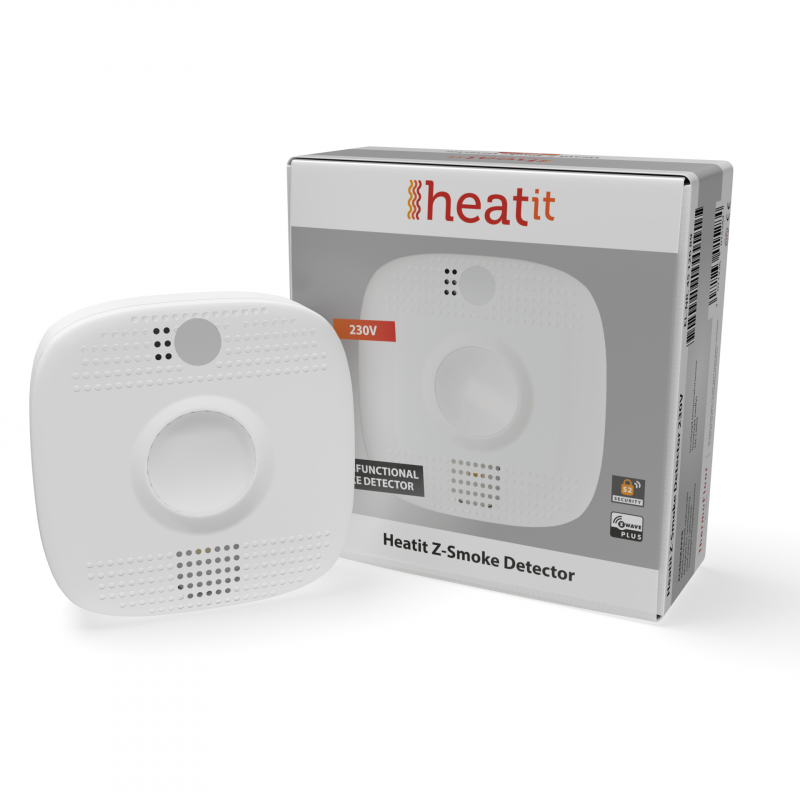 HeatIT Z-Smoke detektor dymu