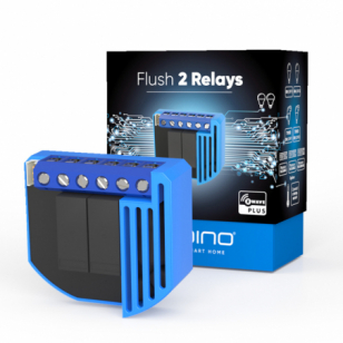 Qubino Flush 2 Relays