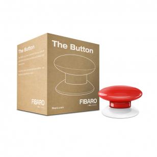 Fibaro The Button - Červená